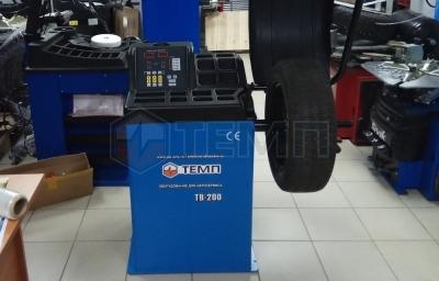 Балансировочный стенд TEMP TB-200