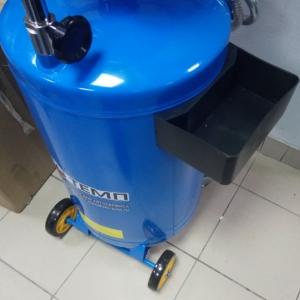 Установка для слива масла TEMP TOC-365