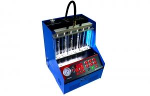 Установка для тестирования и ультрозвуковой очистки форсунок TEMP ENC-602A