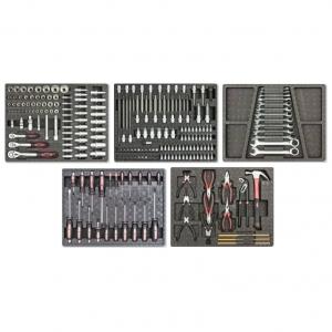 Инструментальная тележка 240 инструментов